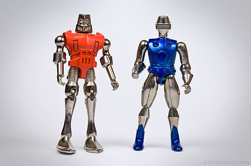 Metal Man: Roton and Radon (Zylmex)