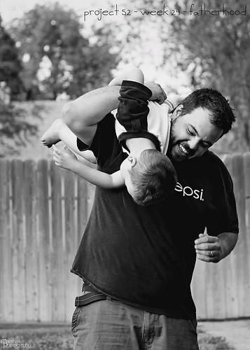Project 52 - Week 24 - Fatherhood