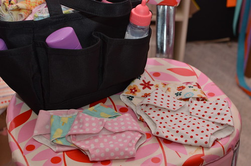 Dolly Diaper Bag - Dolly Diapers
