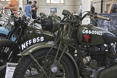 1942 Royal Enfield WD-CO