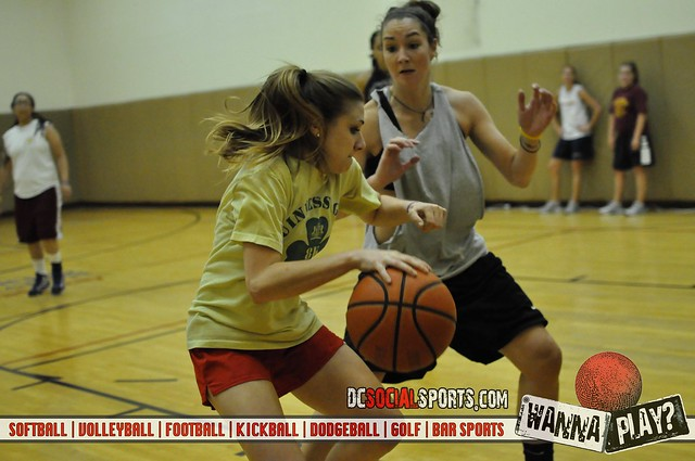 Women's 3v3 Basketball at Crystal Gateway Sport&Health (Arlington) by DC Social Sports Club