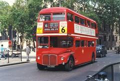 London Routemaster.