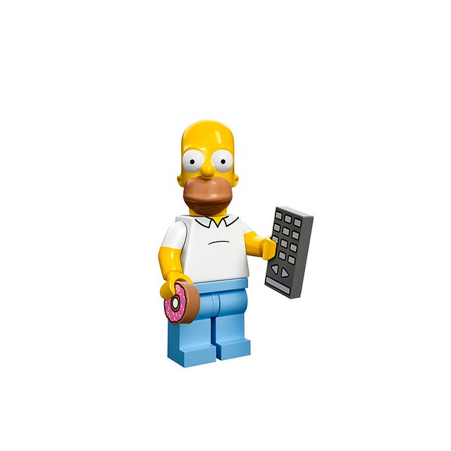 LEGO The Simpsons - Collectible Minifigures Series - Homer
