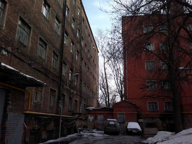 2-я Бауманская улица, дом 1, корпус 1 и 2