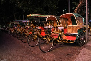 Macao's Rickshaws