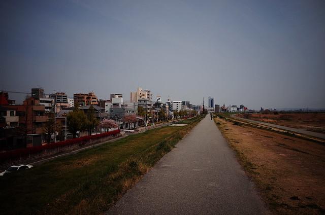 淀川(Yodo river)
