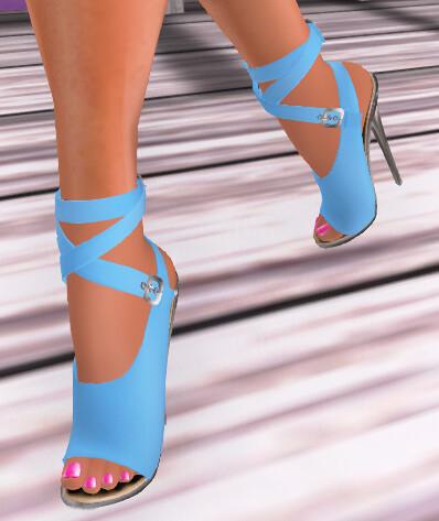 Drakke - Wrapped heels Stilettos