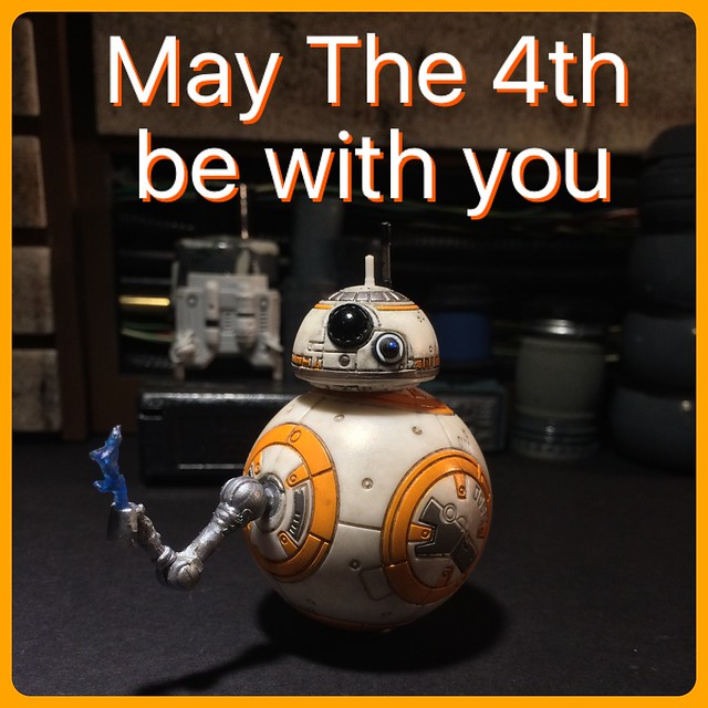 Happy May the 4th