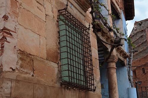 Abanto, Zaragoza, España.