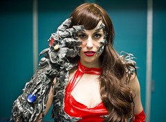 Wondercon 2012 – Sara Pezzini // Witchblade