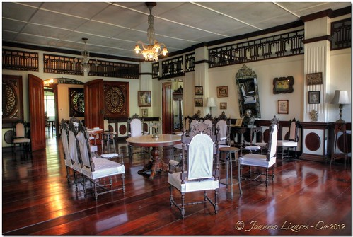 """The Balay"" - Living Room"