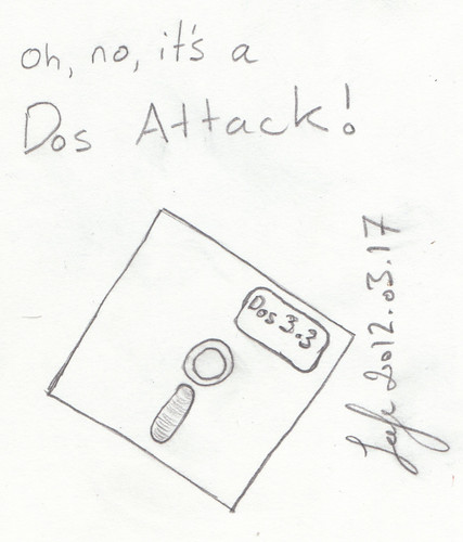 Oh, no, it's a Dos Attack