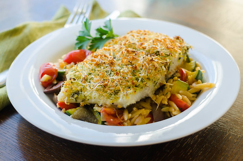 panko crusted panko parmesan crusted halibut parmesan crusted halibut ...