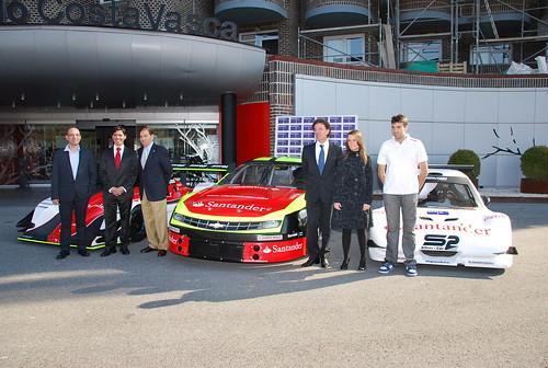 Presentación Vilariño Motorsport
