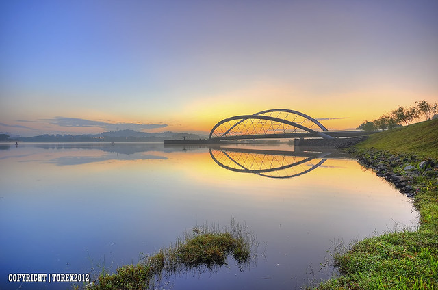 Putrajaya Dam
