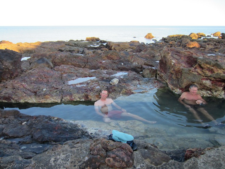 Hot Springs, Puertecitos