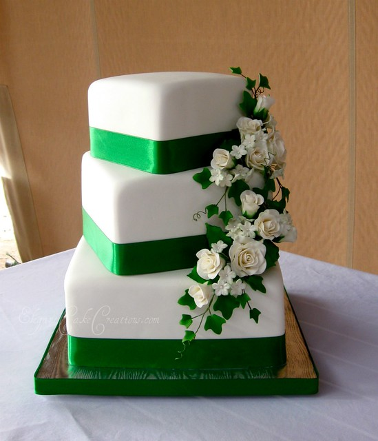 St Patricks Day Wedding I 39m trying to catch up on posting my cakes