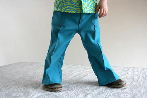 J-pants for Thor
