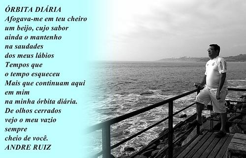 ÓRBITA DIÁRIA by amigos do poeta