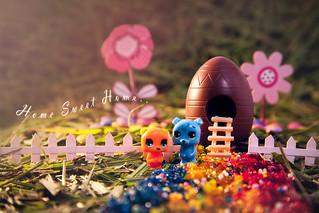 Home Sweet Home (Easter theme)