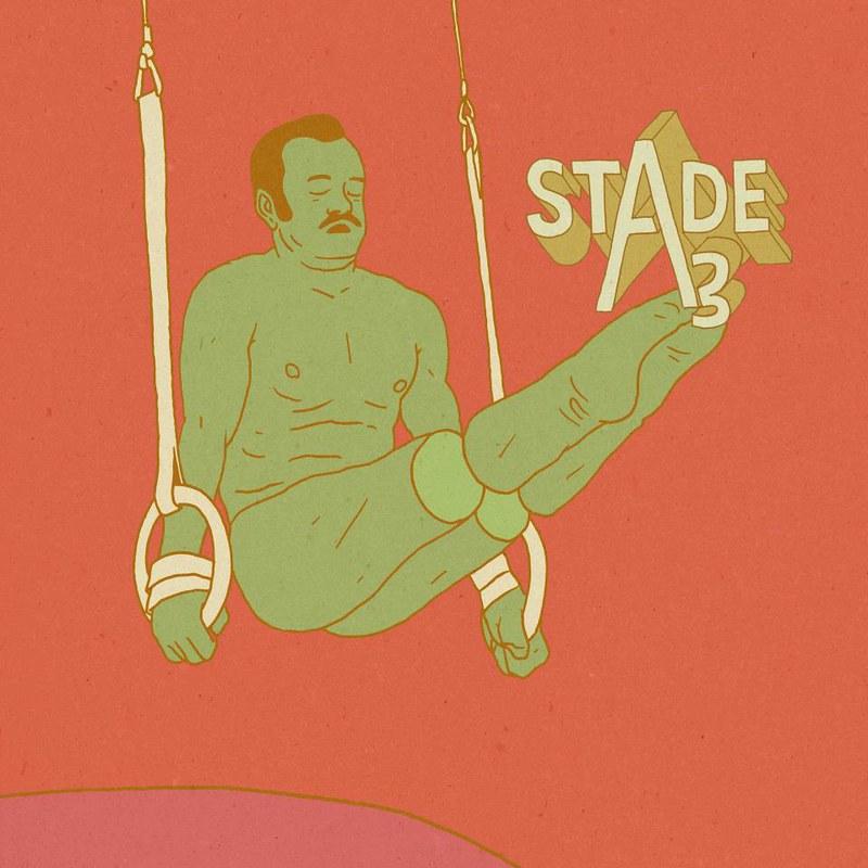 """Mr. Oizo: """"Stade 3″"""
