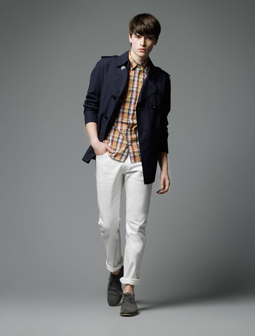 Hugh Vidler0017_Burberry Black Label SS12