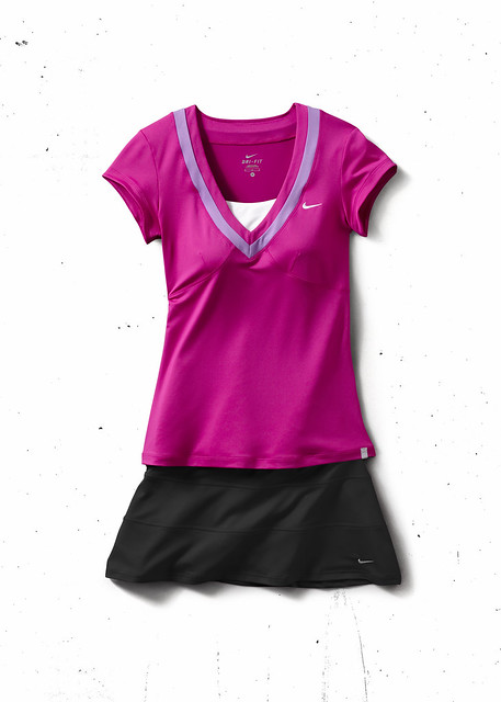 2012 French Open Li Na Nike outfit