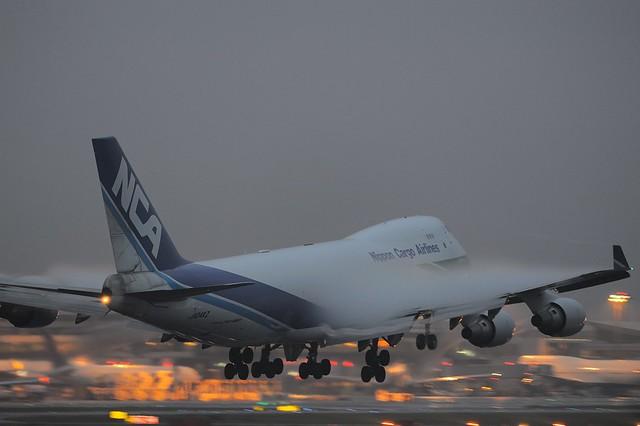 NCA B747-400F
