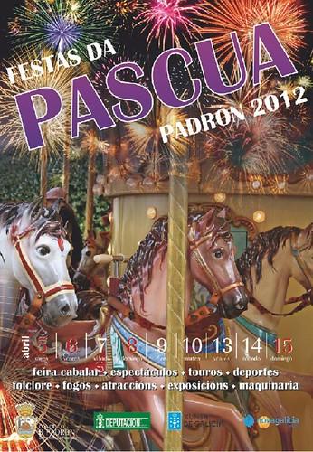 Padrón 2012 - Pascua - cartel