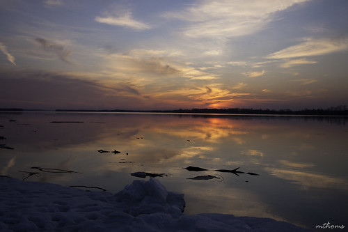 Ottawa River Sunset