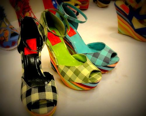 "Fahrenheit Shoes ""Ivanka 03"""