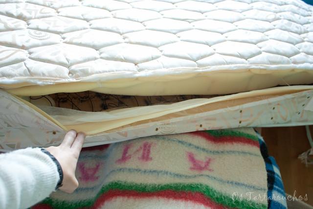 desastre no colchón 2