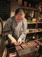 120319 Yakitori master