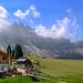 Funes - Villnöss, Malga Rifugio delle Odle (Malga Geisler) 2000 mt. by cicrico