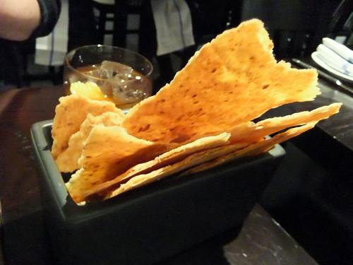 Masa Crisps, Empellon Cocina