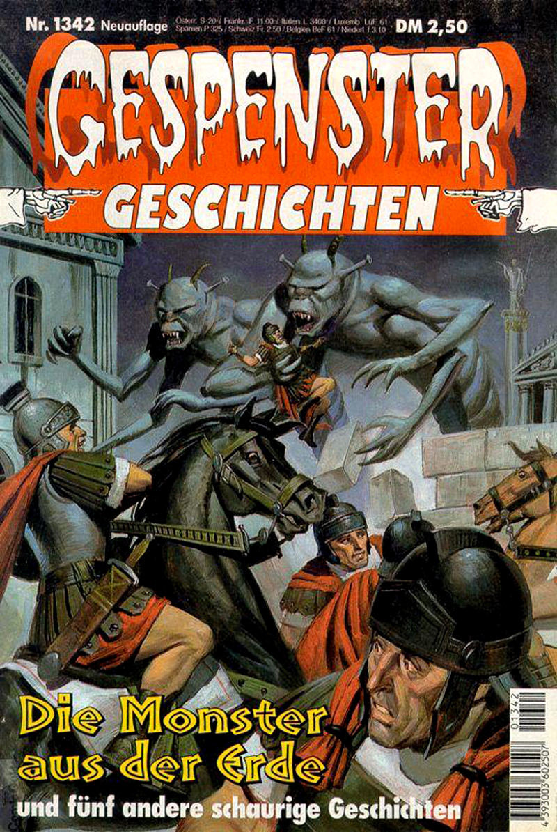 Gespenster Geschichten - 1342