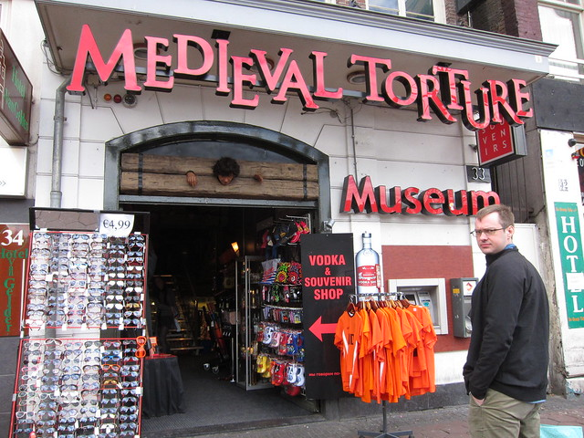 Medieval Torture Museum, Amsterdam