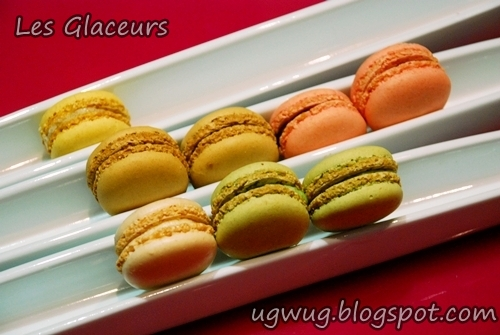 Macarons @ Les Glaceurs