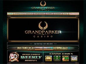 Grand Parker Casino Home