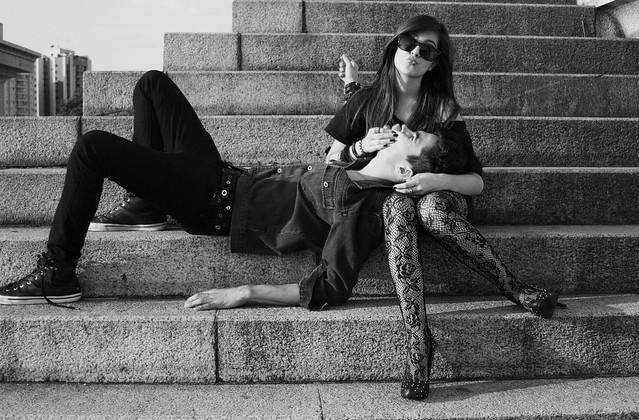 Rockers w Natalia Cardoso & Felipe Gaia