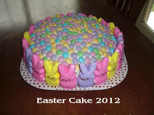 Easter Cake 2012