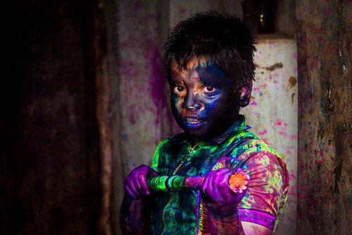 Expression of color # 5 by Kazi Sudipto