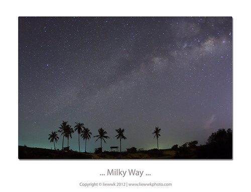 .... Milky Way ...