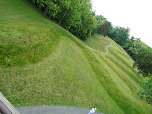 roadtrip peebles oh serpent mound