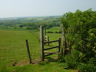 Descending to Stowting