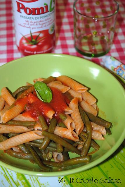 Penne e fagiolini (2)