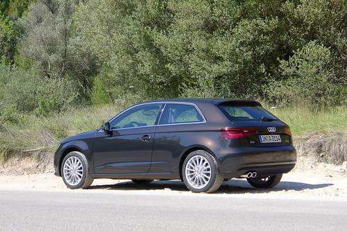 Audi A3 - Belugabraun Metallic