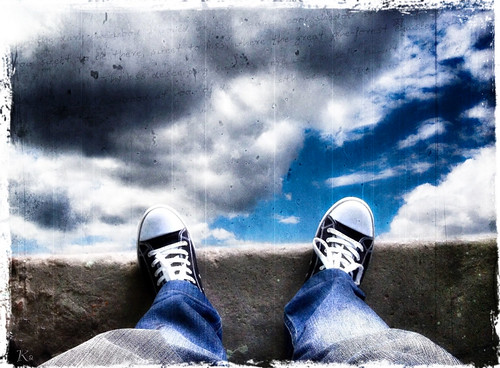 На краю неба..