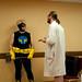 Captain Thunderclap vs The Secret Lair by Jared Axelrod