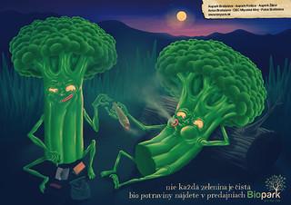 Biopark - Broccolis